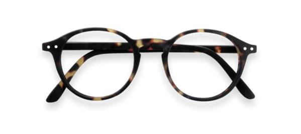 IZIPIZI Reading Glasses in Tortoise Soft (Frame Shape: #D)
