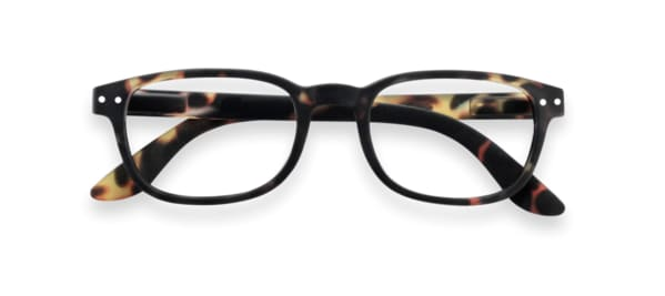 IZIPIZI Reading Glasses in Tortoise (Frame Shape: #B)