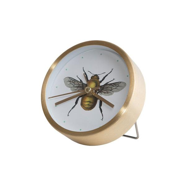 Cubic Bee Table Clock