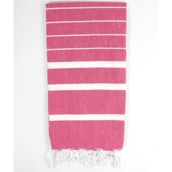 Bohemia Magenta Summer Hammam Towel