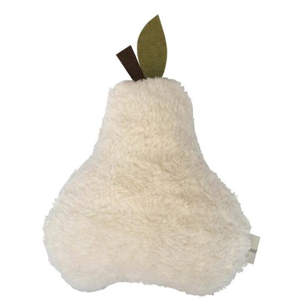 Organic Zoo Pear Cushion