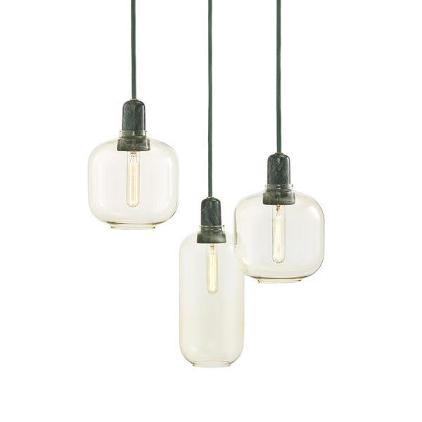 Normann Copenhagen Normann Amp Pendant Lamp