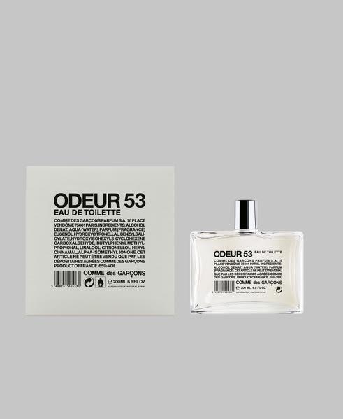 Comme Des Garcons Fragrance Odeur 53 Eau De Toilette Spray