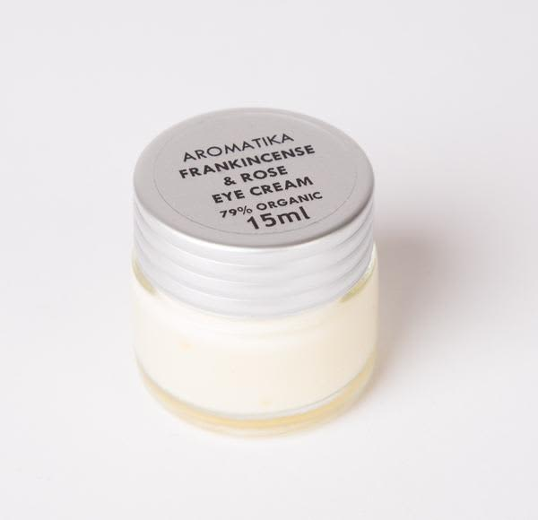 Aromatika Frankincense Rose Eye Cream