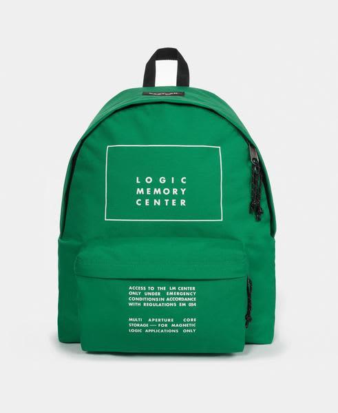 Eastpak X Undercover Undercover Logic Memory Center Padded Backpack