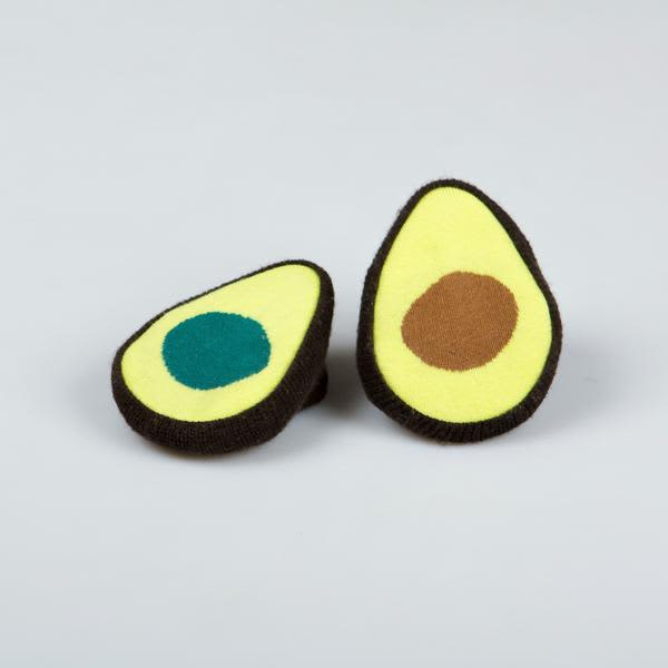 DOIY Design Avocado Socks