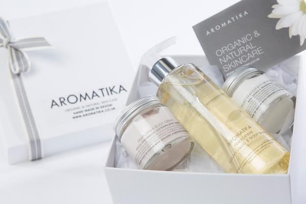 Aromatika Frangipani Hand Body Gift Set (regular)