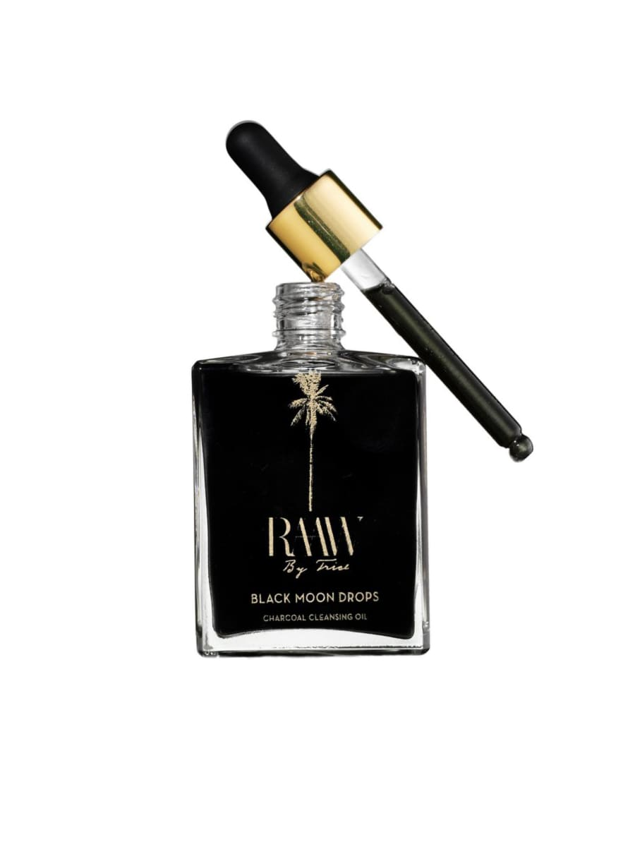 Raaw Black Moon Drops Cleansing Oil