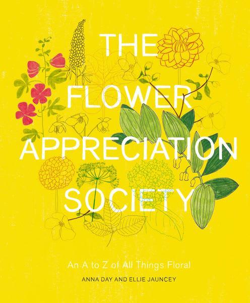Books & Stationary The Flower Appreciation Society Book