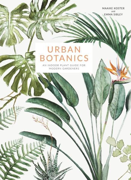 Books & Stationary Urban Botanics Book