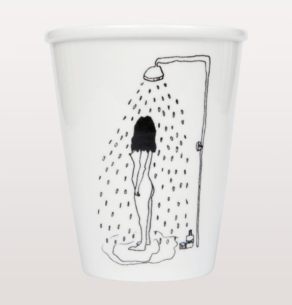 Helen B Shower Girl Cup