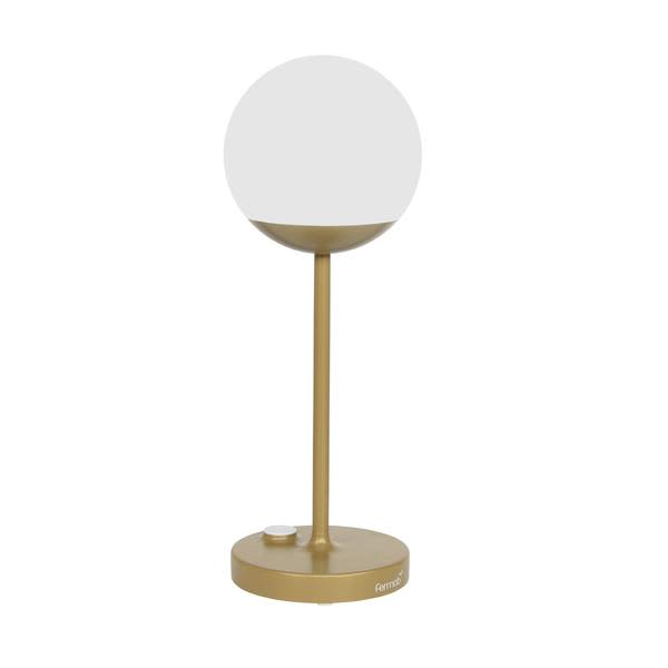 Fermob Mooon! Lamp Limited Edition Gold Fever