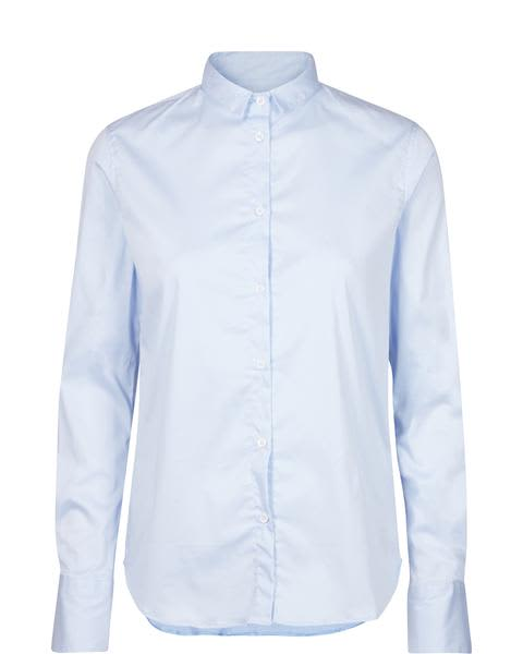 Mos Mosh Light Blue Tilda Shirt