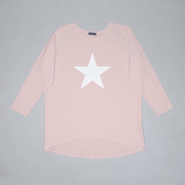 Chalk UK Pink Star Top