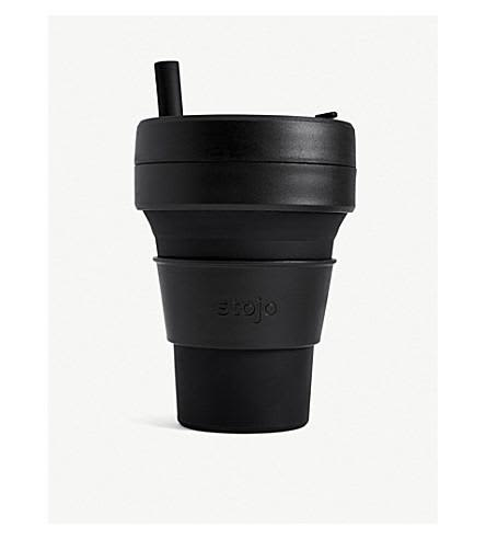 Stojo Ink 12 Oz Collapsible Coffee Cup