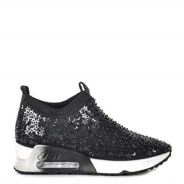 Ash Lighting Star Embellished Trainers