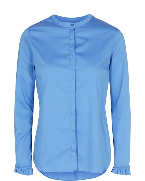 Mos Mosh Ultramarine Mattie Shirt