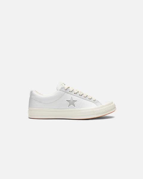 Converse Optical White One Star Ox X Carhartt Wip Sneakers