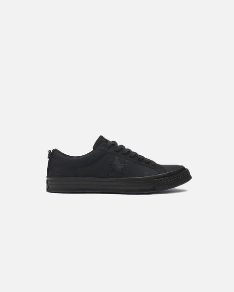 Converse Black One Star Ox X Carhartt Wip Sneakers
