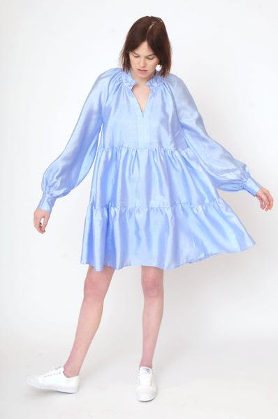 Stine Goya Sky Jasmine Dress