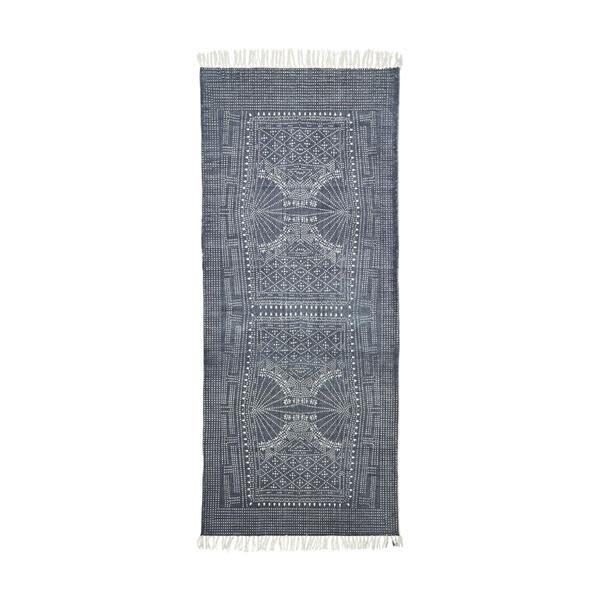 House Doctor Iza Patterned Rug 90 X 200 Cm