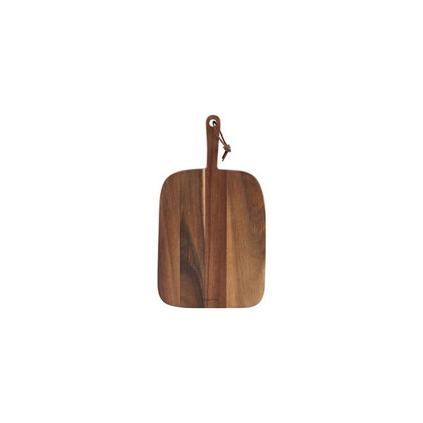 House Doctor Board Serving In Acacia Wood 39 Cm