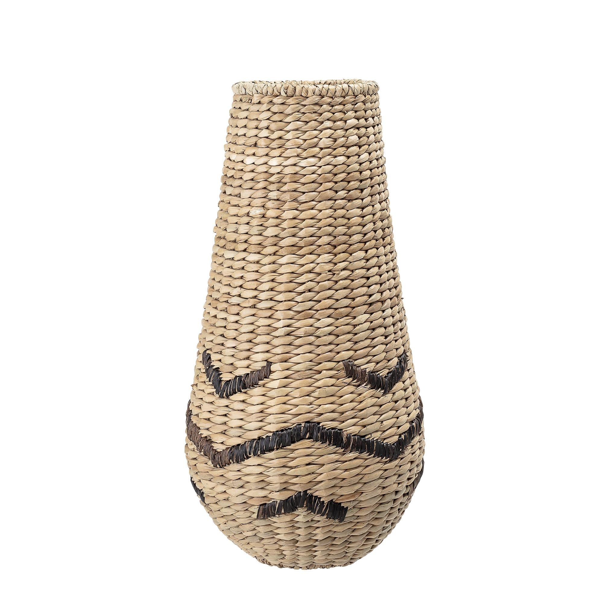Bloomingville Tall Basket Floor Vase