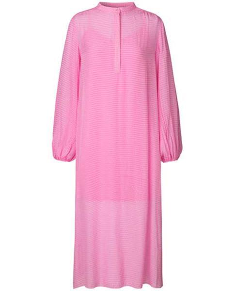 Levete Room Levet Room Felina Fuchsia Pink Dress