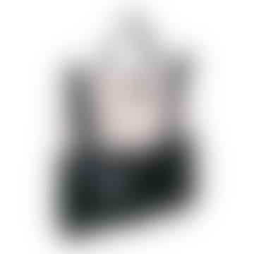 Kanvan Canvas Leather Shoulder Tote