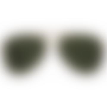 Colt Brushed Gold Sunglasses
