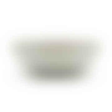 Grey Round Bowl 14.5cm