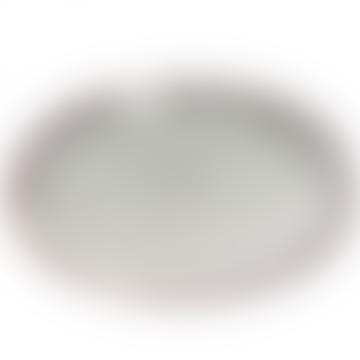 Nordic Sea Stoneware Dinner Plate