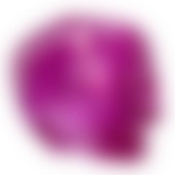 Pink Skull Votive Candle Holder