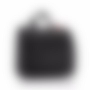 Black Foldable Toilet Bag