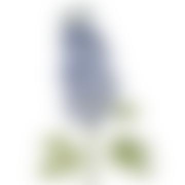 Luxury Blue Delphinium Stem