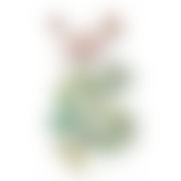 A3 Vintage Bird Print   Ruff-necked Hummingbirds by Audubon