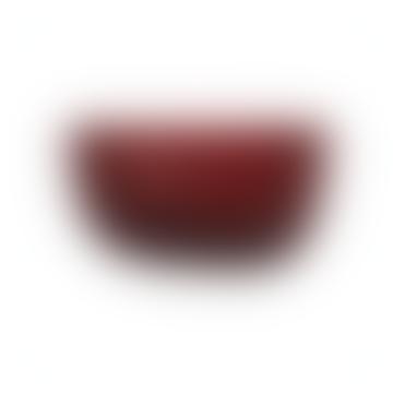 Small 21cm Wide Red Corniche Shelf