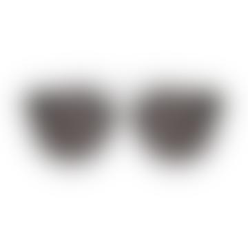 KaiBosh Biblio Remix Black Sunglasses