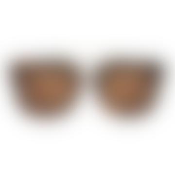 KaiBosh Chips Salsa Remix Camo Brown Sunglasses