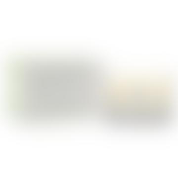 Incandescent Large Lime Basil & Mandarin Tank Candle