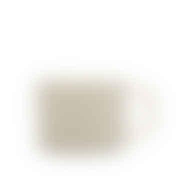 White Speckle Mug