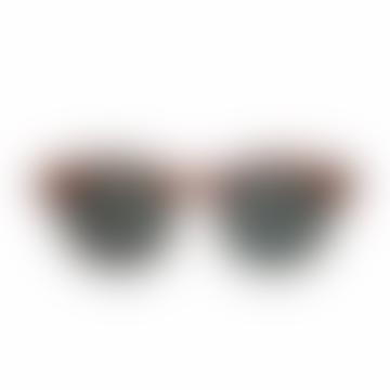 Amber Sun Green Smith Sunglasses