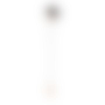 Waxed Beechwood Cobweb Broom With Long Handle