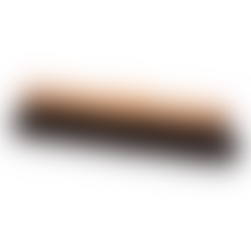 Oiled Beechwood Indoor Broom Head With Horsehair Bristle For Unthreaded Handle