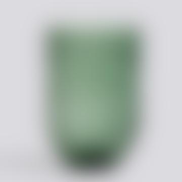 Large Green Colour Vase