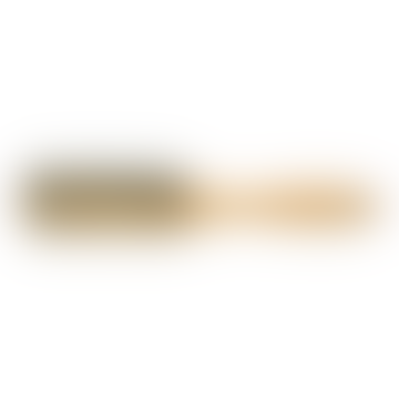 Redecker Beechwood Hair Brush With Stiff Boar Bristle