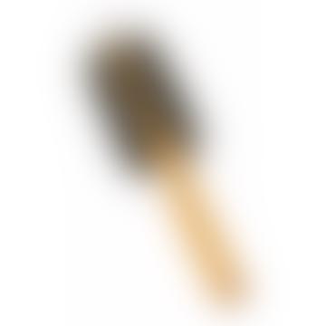 Wooden Radial Hair Brush