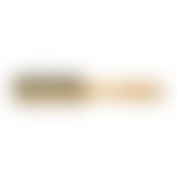 Redecker 21cm Wooden Long Hair Brush
