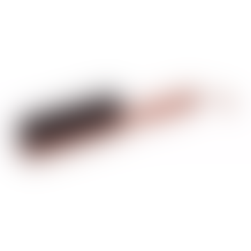 Redecker 26.5cm Pearwood Clothes Brush With Stiff Black Bristle