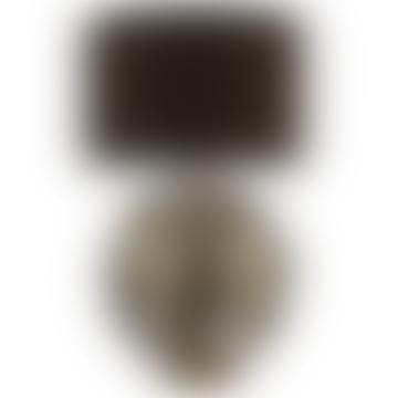 Antique Copper Ball Voyage Lamp